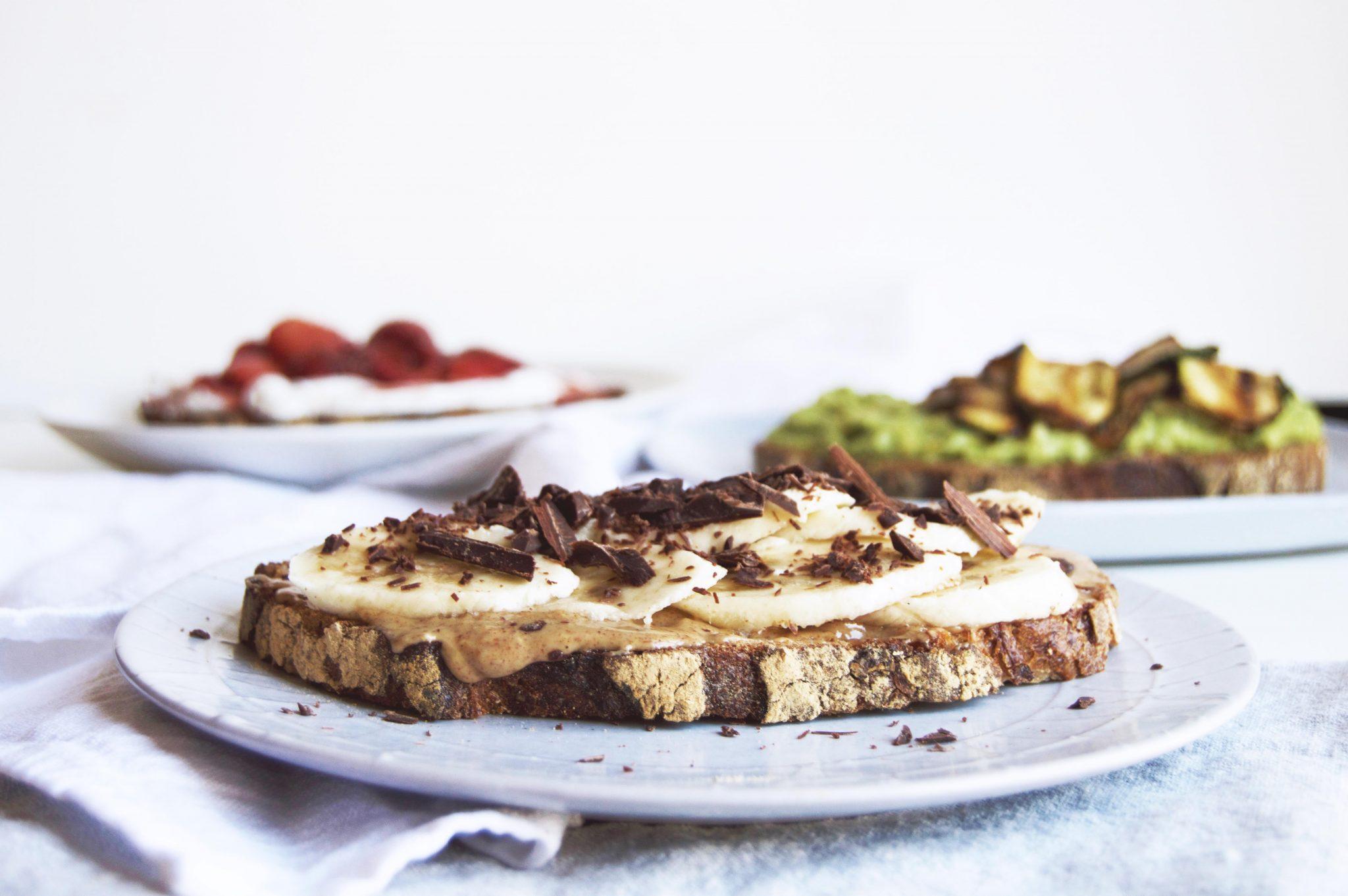 Delicious Quick & Easy Vegan Sourdough Sandwiches - 4 Ways