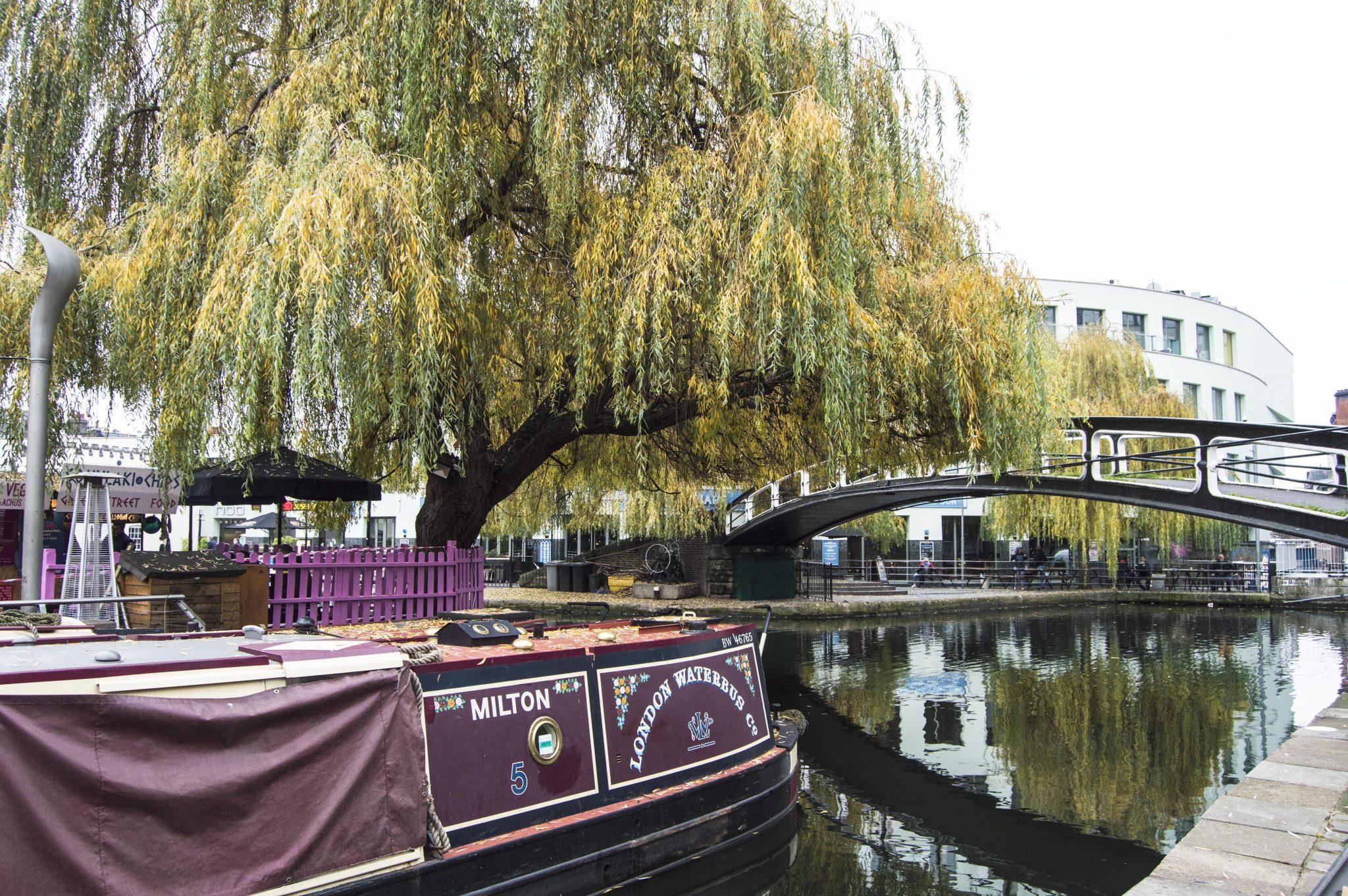A Vegan In London – Camden Lock Market