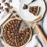 Vegan Festive Pecan Pie