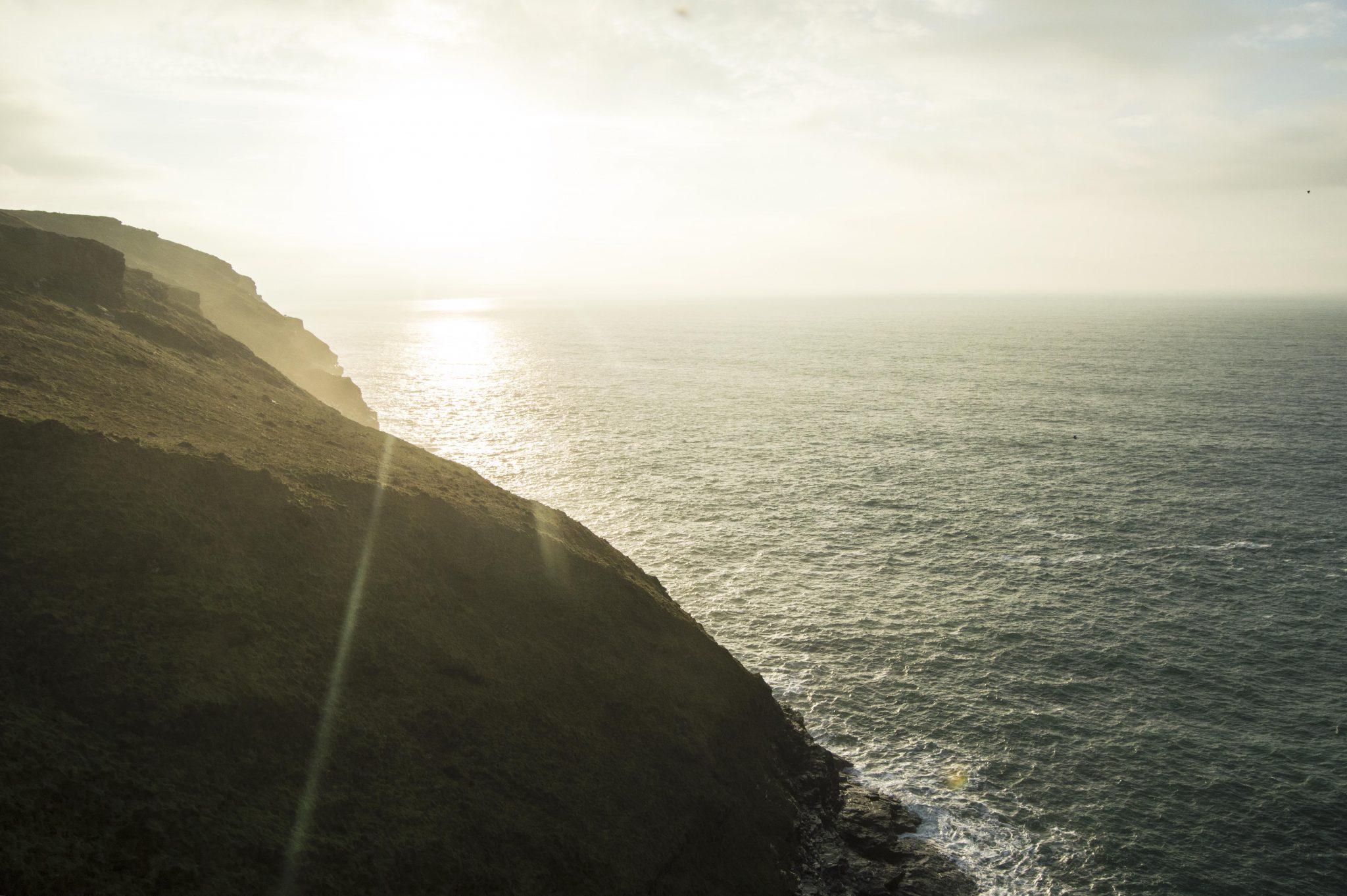 Veganuary, Cornwall & New Years Resolutions