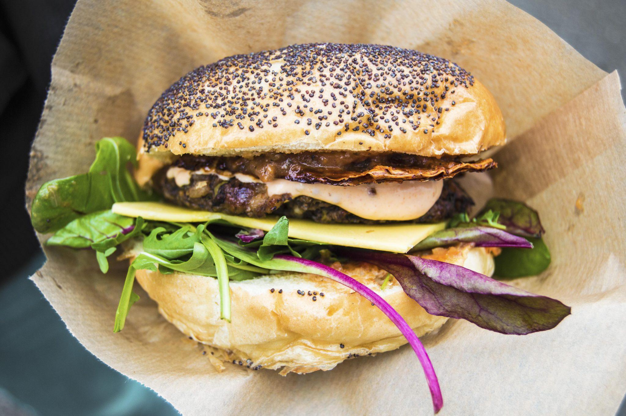 A Vegan In London - New Monthly Vegan Food Market in Hackney!