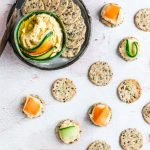 Vegan Multi Seed Crackers