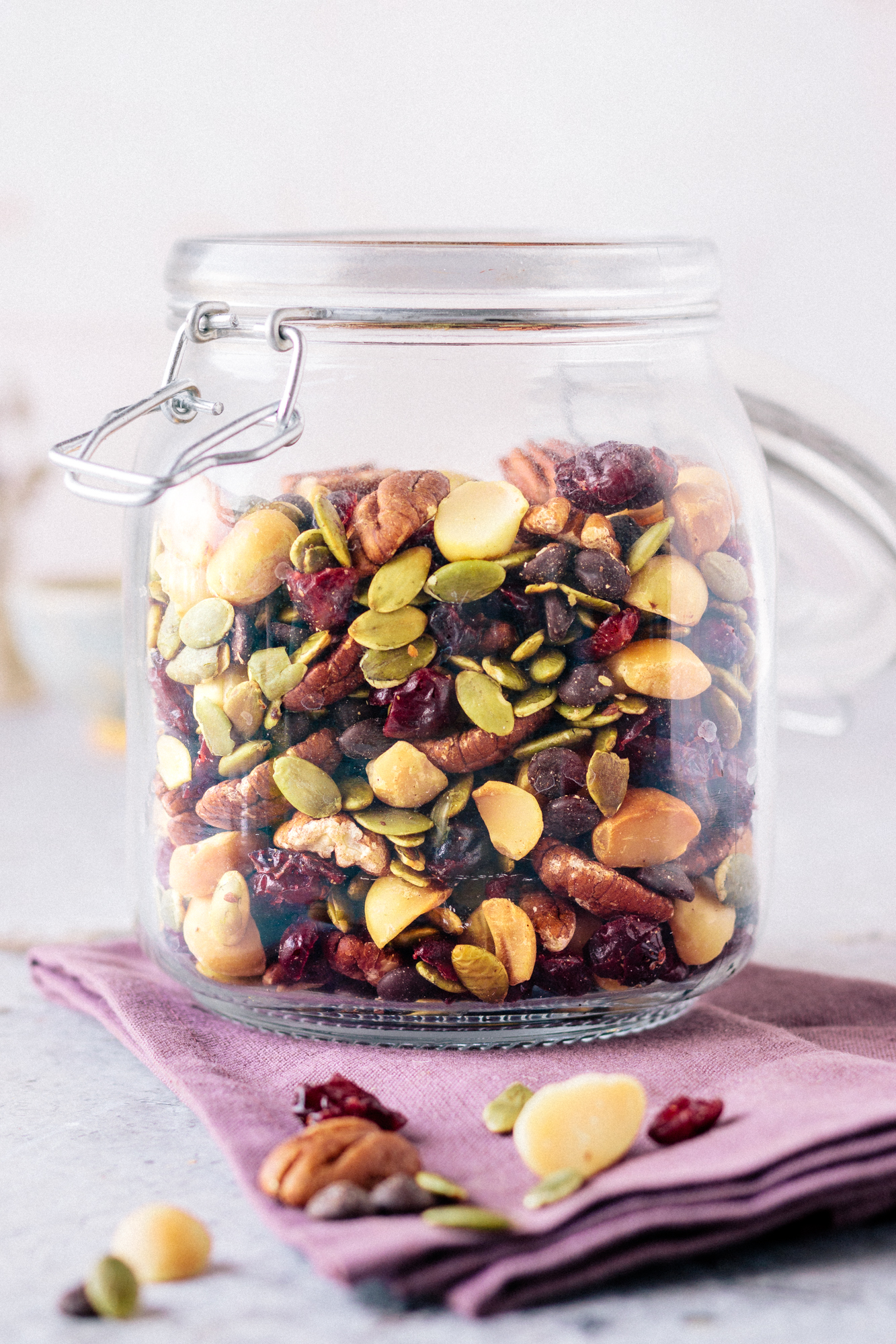 Trail Mix Autumn/Fall Edition